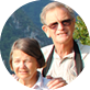 Judy & Peter Hughes australian walking holidays review