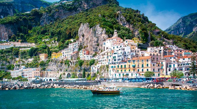 guided walking holidays Southern Italian Sojourn