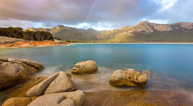 guided walking holidays Flinders Island Highlights