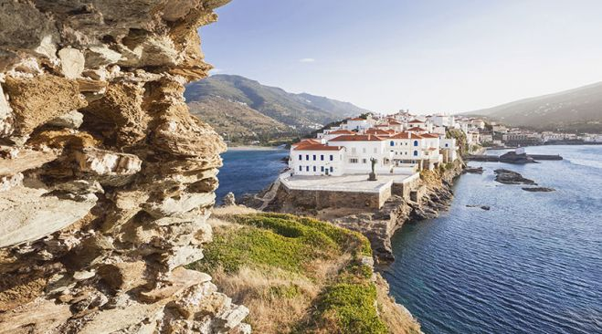 guided walking holidays Walk the Aegean Islands