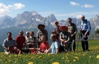 Dolomites to the Oberland