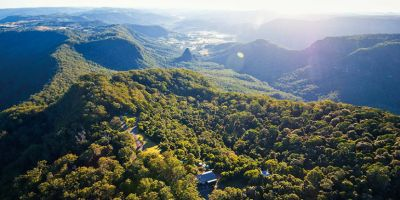 Walking Holiday in Lamington National Park