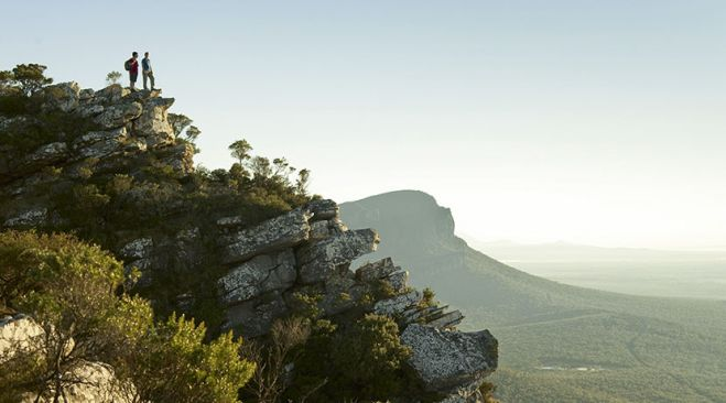guided walking holidays Grampians - A Journey Through Time