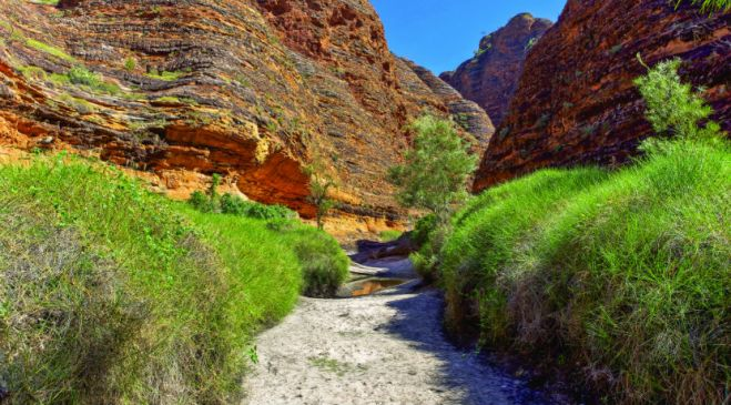 guided walking holidays Western Australia - The Kimberley