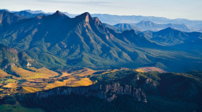 guided walking holidays Secrets of The Scenic Rim