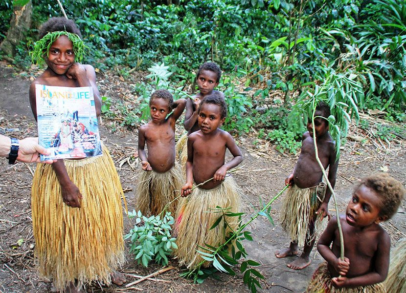 Cultural Trails of Vanuatu - A Guest Photo Story
