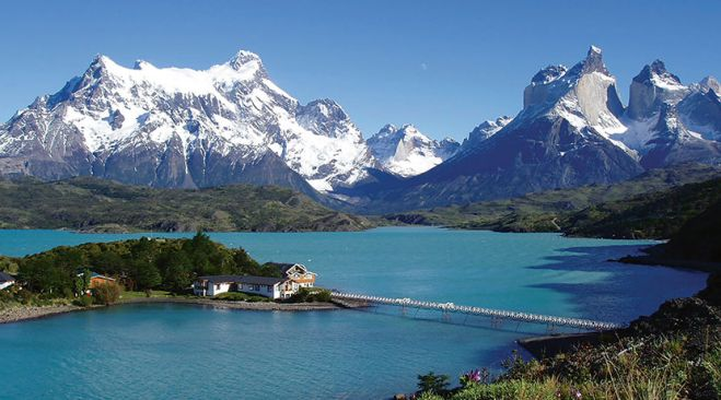 guided walking holidays Patagonian Journey