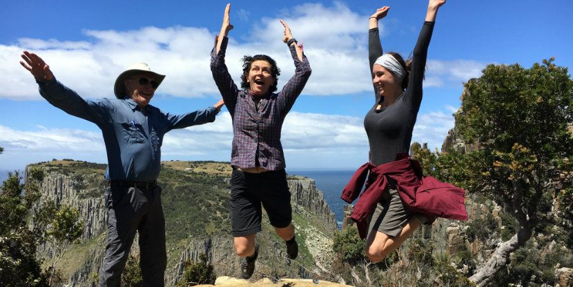InterNATIONAL PARKtours and Binna Burra Lodge: The family connection