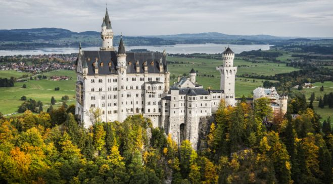 guided walking holidays Southern Germany - Bavarian Alps