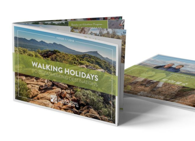 Issue 1 of our 2018 Walking Tour Brochure Released!