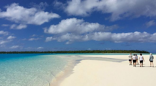 guided walking holidays Cook Islands - Nature & Culture
