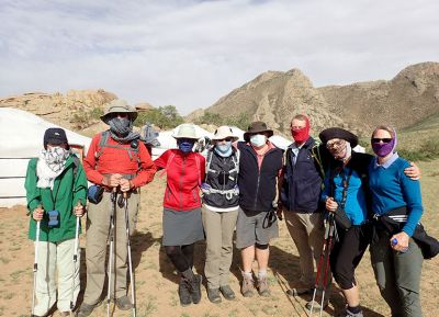 Lost in Mongolia - Tour Leader Anecdotes… Suzanne Noakes