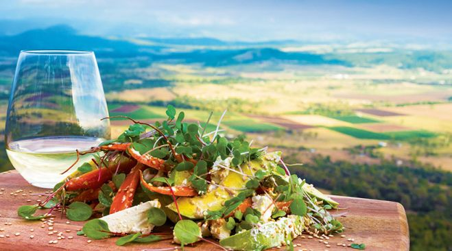 guided walking holidays Scenic Rim - Gourmet Short Stay