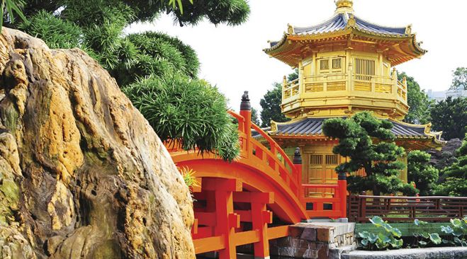 guided walking holidays Gardens & Walking Trails of Hong Kong